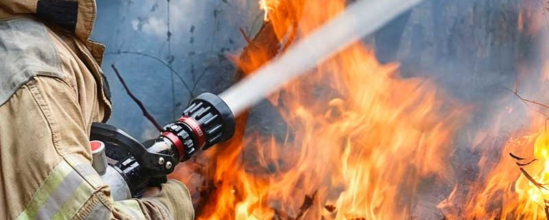 Brandwacht huren