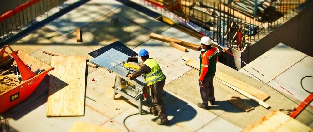 Veiligheidsbewustzijn tijdens bouw